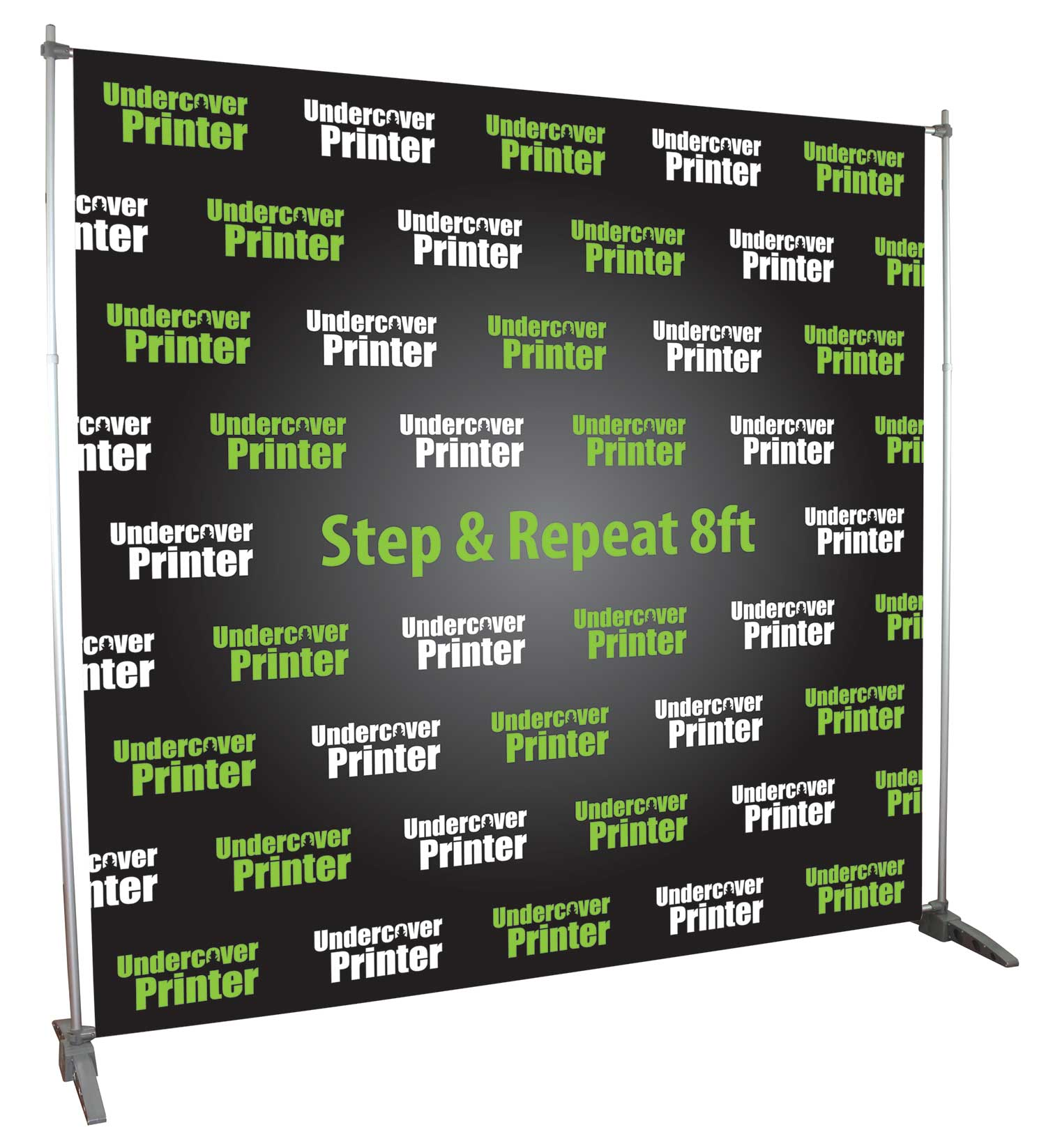 step & repeat- back wall- display- trade show- local- VA- Undercover Printer