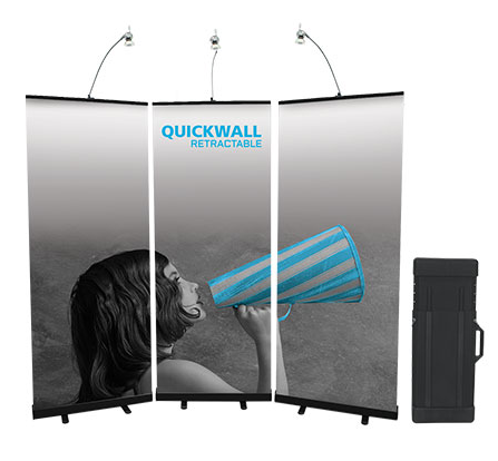 Retractable Pop Up Banner Stands Fairfax Virginia